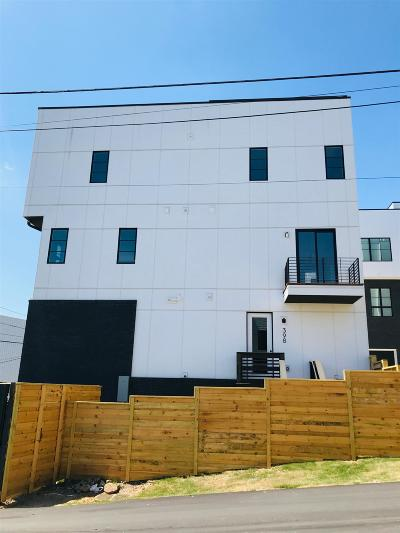 Nashville Single Family Home Active Under Contract: 398 36th Ave N
