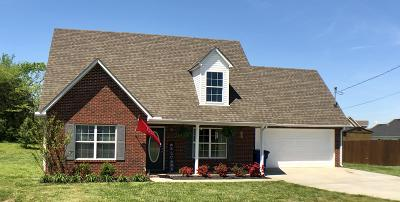 Shelbyville Single Family Home For Sale: 802 Winners Cir S