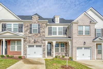 Mount Juliet Condo/Townhouse For Sale: 740 Tennypark Ln