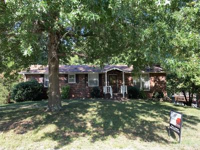 Hermitage Single Family Home For Sale: 213 Bonnaoaks Dr