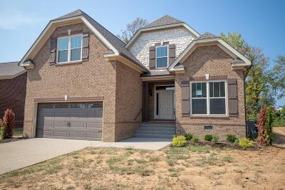 Spring Hill  Single Family Home For Sale: 2017 Lequire Ln Lot 215