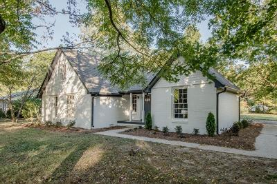 Spring Hill Single Family Home For Sale: 715 Meade Dr
