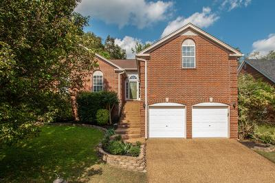 Hermitage Single Family Home Active Under Contract: 5149 Bay Overlook Dr
