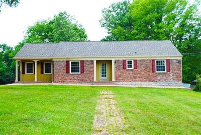 Shelbyville Single Family Home For Sale: 906 S Brittain St
