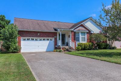Old Hickory Single Family Home Active Under Contract: 2249 Riverway Dr