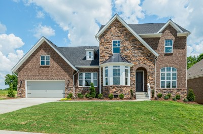 Nolensville Single Family Home For Sale: 7752 Thayer Road Lot 132