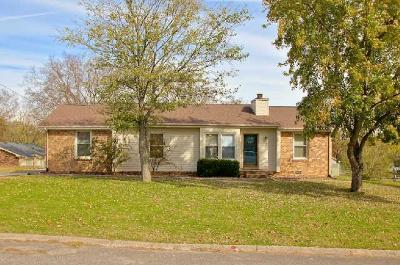 Hendersonville Rental For Rent: 108 Holly Drive
