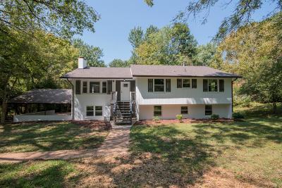 Nashville Single Family Home For Sale: 3574 Bell Rd