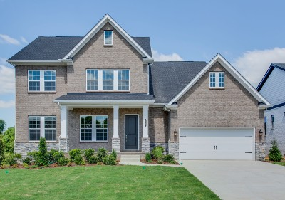 Nolensville Single Family Home For Sale: 7747 Thayer Road Lot 140