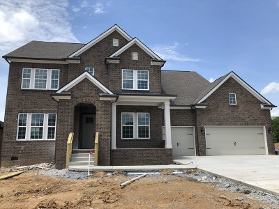 Nolensville Single Family Home For Sale: 7739 Thayer Road Lot 142