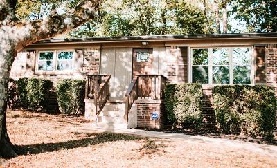 Pulaski Single Family Home For Sale: 1806 Parkview Terrace