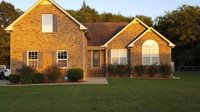 Shelbyville Single Family Home For Sale: 336 Shelby Cir