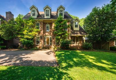 Green Hills Single Family Home For Sale: 305 Wilson Blvd N