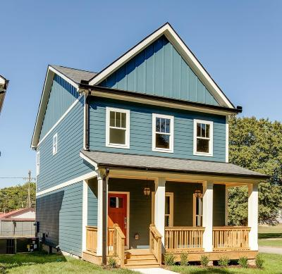 Old Hickory Single Family Home For Sale: 4203 Woods St