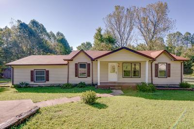 Charlotte Single Family Home Active Under Contract: 842 Hafner Rd