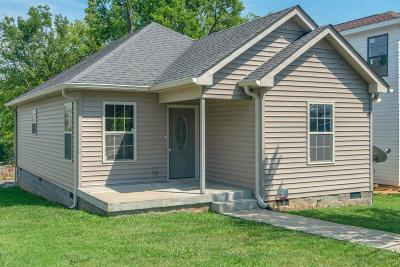 East Nashville Single Family Home For Sale: 2149 Burns St