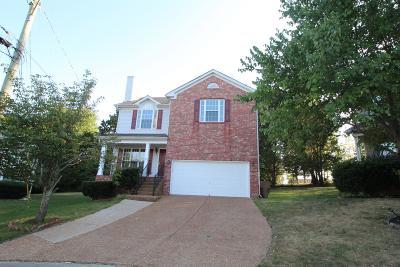 Nashville Single Family Home For Sale: 3228 Demetros Ct