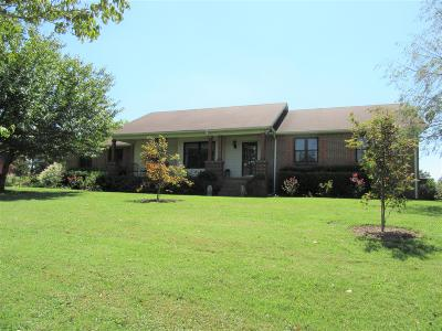 Springfield Single Family Home For Sale: 6504 Highway 161