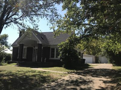 Pulaski Single Family Home Active Under Contract: 120 S Cedar Ln