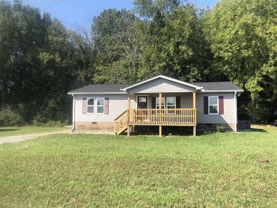 Shelbyville Single Family Home For Sale: 116 Tanner Cir