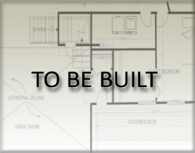Bellevue Single Family Home Active Under Contract: 110 Still Spring Hollow Lot 11