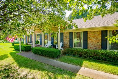 Springfield Single Family Home For Sale: 213 Sam Davis Dr
