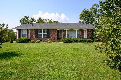 Hendersonville Single Family Home For Sale: 114 Chiroc Rd