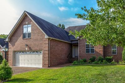 Hermitage Single Family Home Active Under Contract: 4252 Rachel Donelson Pass