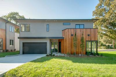 Nashville Single Family Home For Sale: 1439 Huffine St