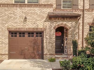 Hendersonville Condo/Townhouse For Sale: 346 Coronado Circle Pvt 88