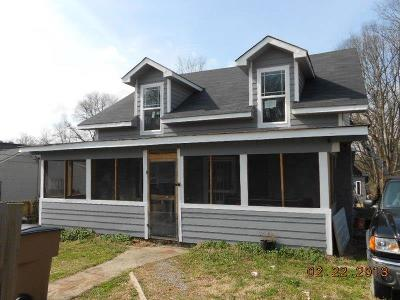 Nashville Single Family Home For Sale: 1613 23rd Ave N NW