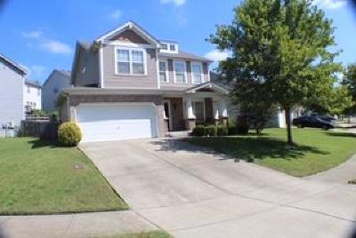 Goodlettsville Single Family Home For Sale: 131 Ivy Hill Ln