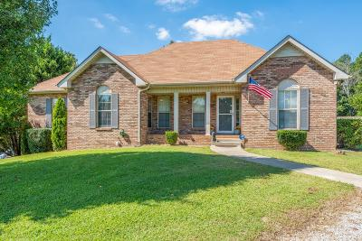 Pleasant View Single Family Home For Sale: 1002 Tonya Ct