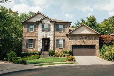 Hendersonville Single Family Home For Sale: 1017 Golf Club Ln E