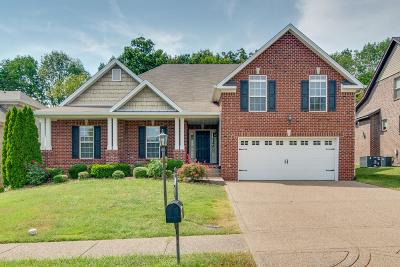 Hermitage Single Family Home For Sale: 1937 Hawks Nest Dr