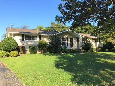 Shelbyville Single Family Home For Sale: 412 Perfection Dr