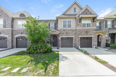 Hendersonville Condo/Townhouse For Sale: 106 Ambassador Circle Pvt 4