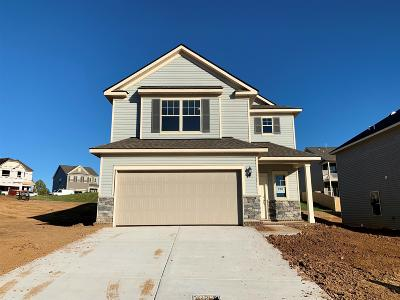 Spring Hill Single Family Home For Sale: 1035 Lonergan Circle #76