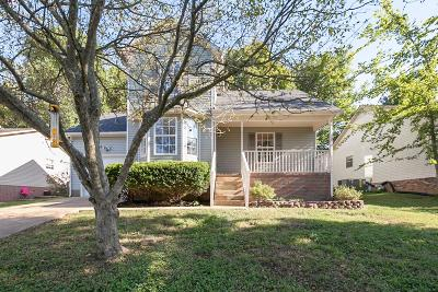 Columbia  Single Family Home For Sale: 213 Valley Dr