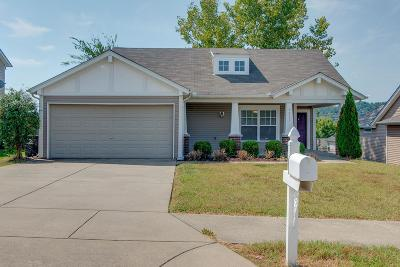 Nashville Single Family Home Active Under Contract: 3637 Crossbrooke Dr