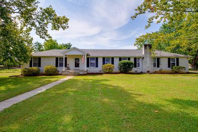 Lebanon Single Family Home Active Under Contract: 1602 Westland Dr