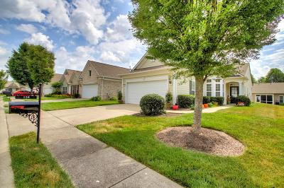 Mount Juliet Single Family Home For Sale: 128 Navy Cir