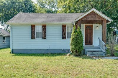 East Nashville Single Family Home For Sale: 310 Queen