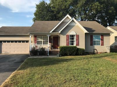 Columbia  Single Family Home Active Under Contract: 115 Kimberly Ct