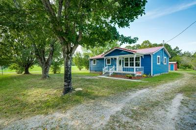 Smithville Single Family Home For Sale: 243 Maynard Rd