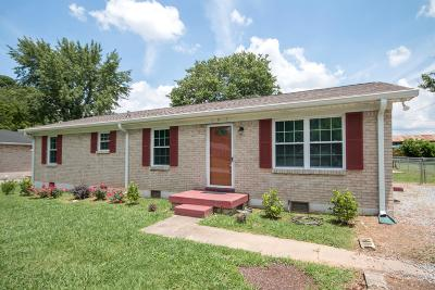 Springfield Single Family Home For Sale: 104 Greer Dr