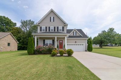 Goodlettsville Single Family Home Active Under Contract: 1161 Station Dr