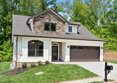 Clarksville Single Family Home For Sale: 506 Summit View Circle