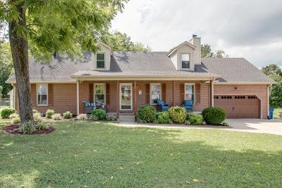 Smyrna Single Family Home For Sale: 204 Woodshire Dr