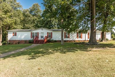 Pleasant View Single Family Home Active Under Contract: 5036 Katie Ln
